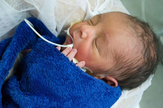 Primeiro bebê juiz-forano de 2020 nasceu às 5h30 de quarta