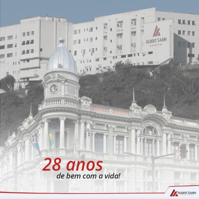 28 ANOS DE HISTÓRIA!