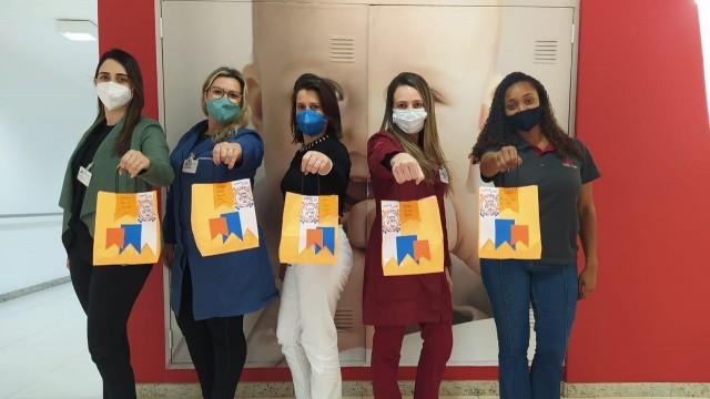 Convidadas pela BD, enfermeiras do HAS participam de Simpósio Internacional