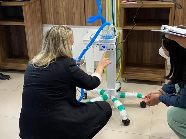 HAS investe nova tecnologia para Terapia de Alto Fluxo